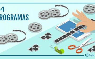Los mejores 24 programas para crear y editar videos