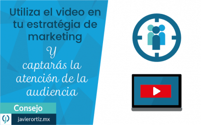 El video marketing  mantiene la atención de la audiencia