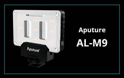 Aputure Amaran AL-M9 – Iluminación para tus videos