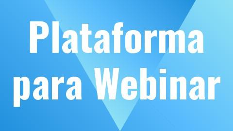 Plataformas para webinar