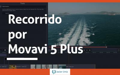 Movavi editor de video – Un recorrido por la aplicación