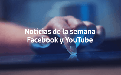 Noticias-Facebook Premieres-Youtube Patrocinadores