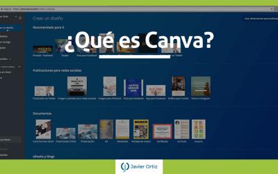Canva – diseño de imagenes para tus videos