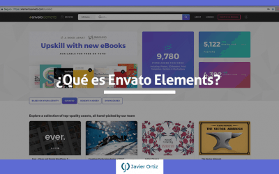 Envato Elements – recursos para tus videos y más