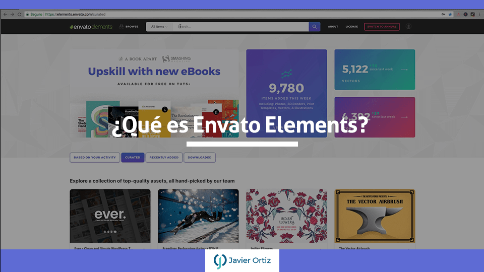 Envato Elements - Revisión