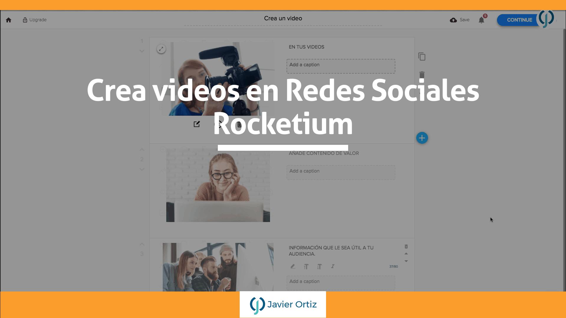 Revisión Rocketium
