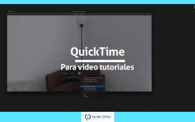 QuickTime-Grabador de pantalla-Video tutoriales