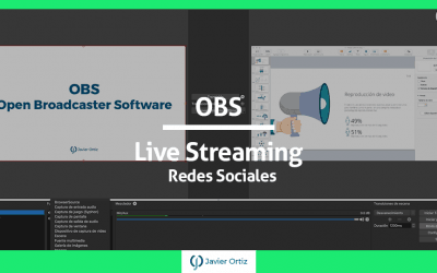 Open Broadcaster Software – video en vivo – redes sociales