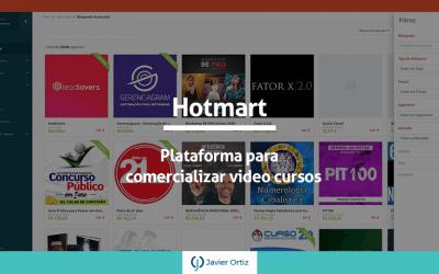 Hotmart-plataforma para comercializar video cursos