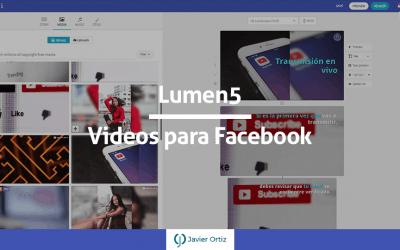 Revisión Lumen5 – crear videos para redes sociales