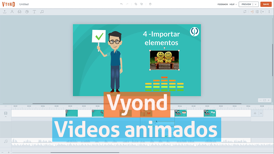 Vyond-videos animados