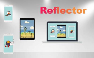 Reflector 3 | La forma fácil de duplicar la pantalla del móvil en una PC