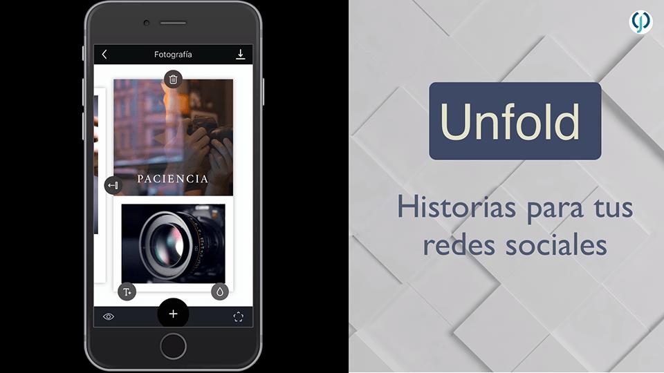 Unfold App
