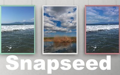 Snapseed | Edita tus imágenes desde tu móvil
