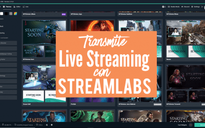 Streamlabs | transmite en vivo en Facebook Live