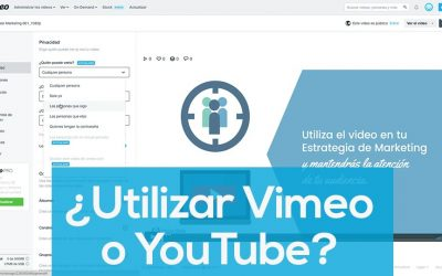 Vimeo | Integra videos en tu página web