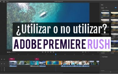Adobe Premiere Rush | Editor de Videos | Tutorial