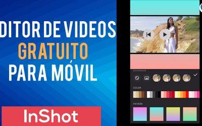InShot | Edición de videos e imágenes desde el móvil