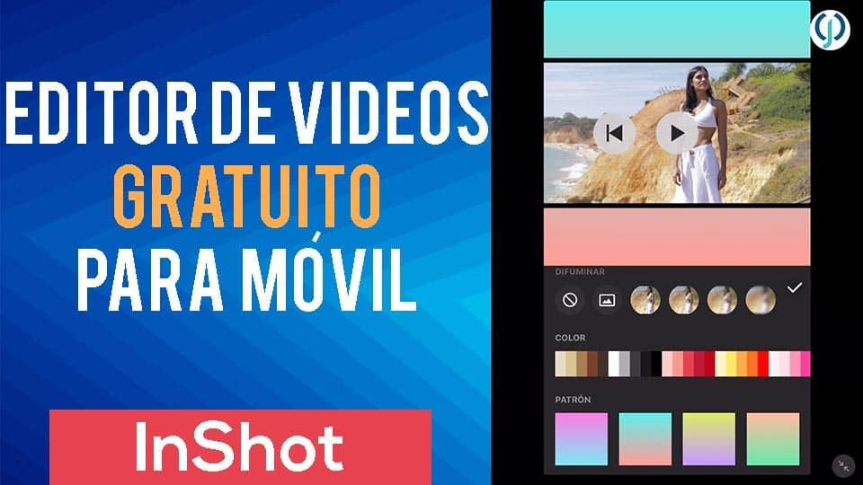 Inshot Editor de videos iOS y Android