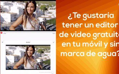 Vlogit app | Editor de videos gratuito para móvil