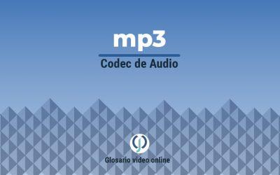 Codec de audio mp3