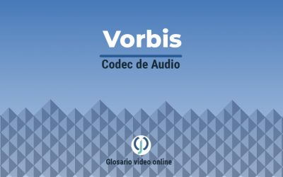 Codec de audio Vorbis para video online