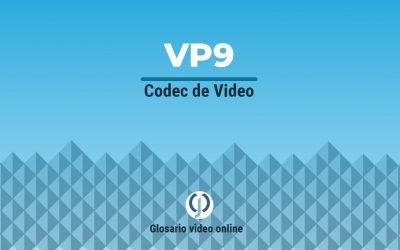 Codec de video VP9 – Compresión y Decompresión