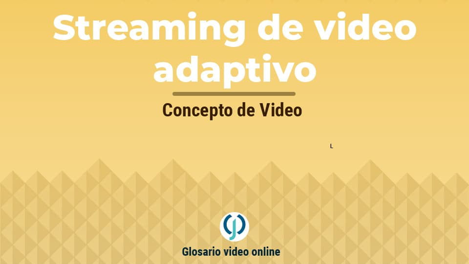 Streaming de video adaptivo