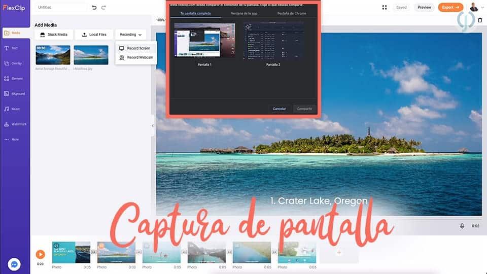 FlexClip-Captura-de-pantalla